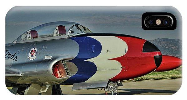 Vintage Thunderbird IPhone Case