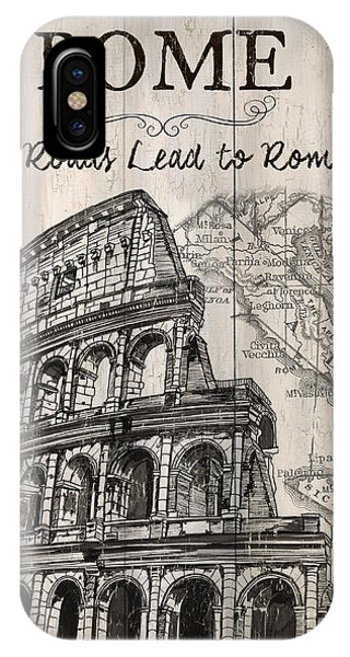 Vintage Camera iPhone Case - Vintage Travel Poster by Debbie DeWitt