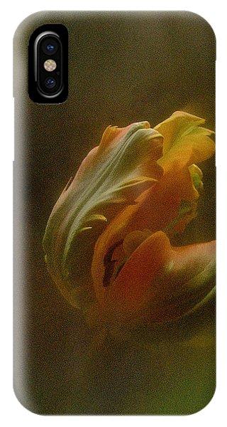Vintage Tulip March 2017 IPhone Case