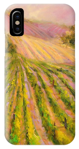 Vintners Delight Phone Case by Sally Seago