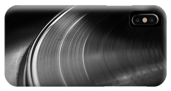 Vinyl Record And Turntable IPhone Case