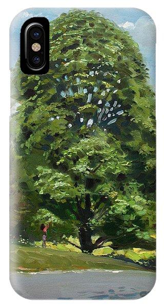 Viola S Tree IPhone Case