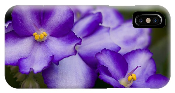 Violet Dreams IPhone Case
