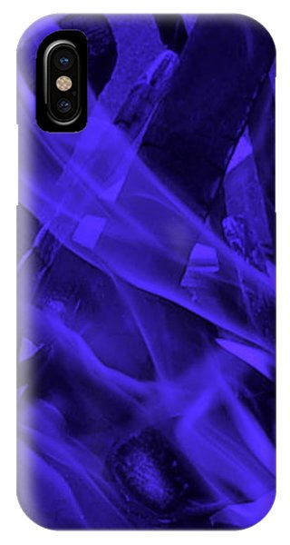 Violet Shine I I IPhone Case