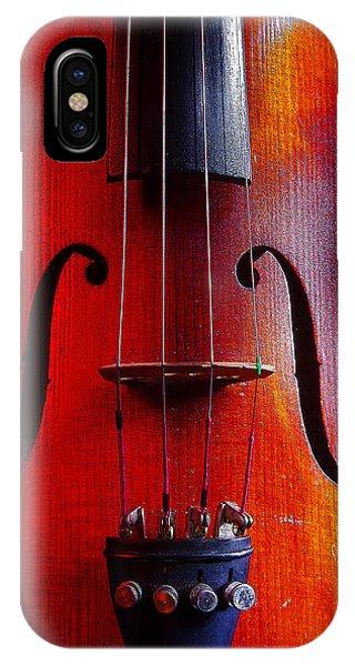 Violin # 2 IPhone Case