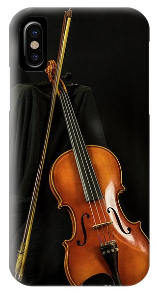Violin And Bow IPhone Case