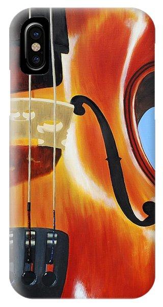 Violin IPhone Case