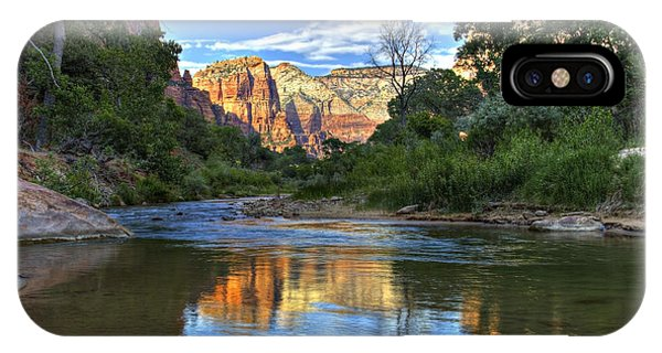 Virgin River IPhone Case