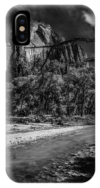 Virgin River Zion National Park IPhone Case