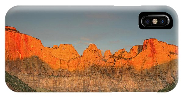 Virgin Sunset IPhone Case