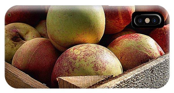Virginia Apples  IPhone Case