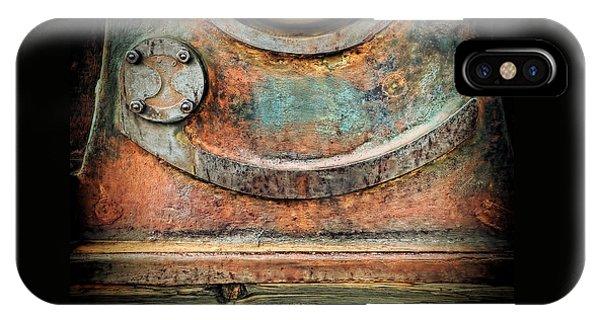 Virginia City Rust IPhone Case