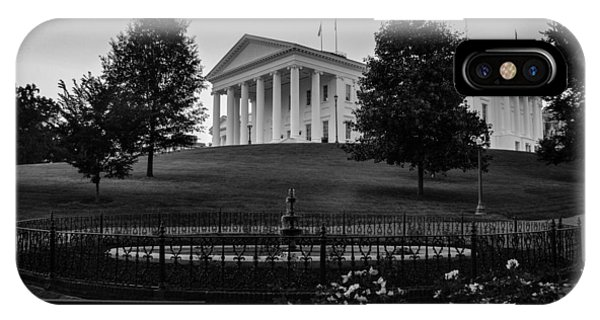 Virginia State Capitol IPhone Case