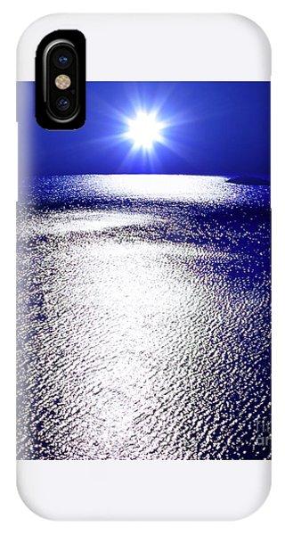 Virtual Sea IPhone Case