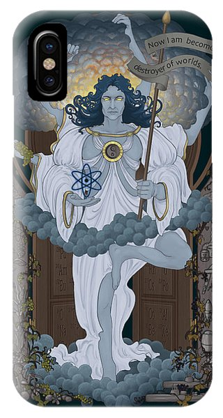 Vishnu - Nuclear IPhone Case