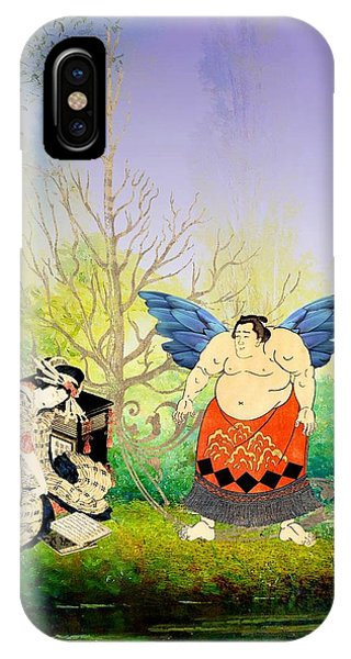 iPhone Case - Vision Of Angel by Laura Botsford