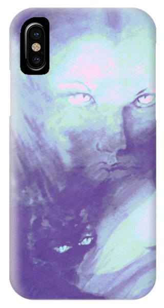 Visions Of The Night IPhone Case