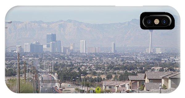 Vista Vegas IPhone Case
