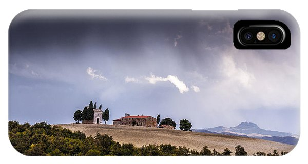 Vitaleta Chapel IPhone Case