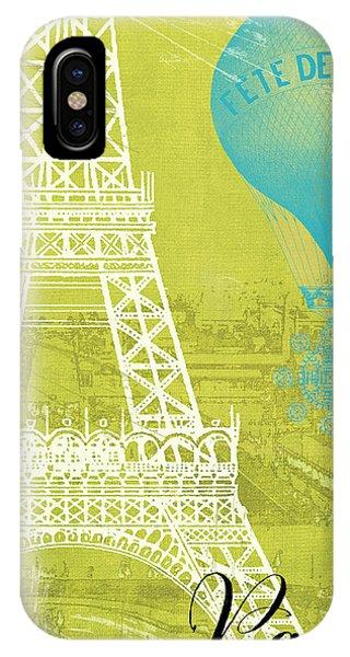 Paris iPhone Case - Viva La Paris by Mindy Sommers