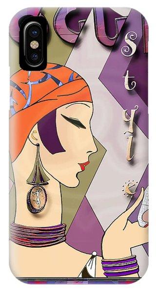 Vogue 5 IPhone Case