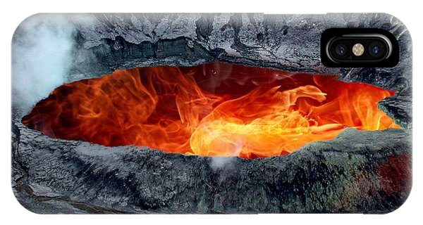 Volcanic Eruption IPhone Case