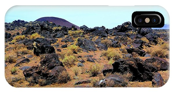 Volcanic Field IPhone Case