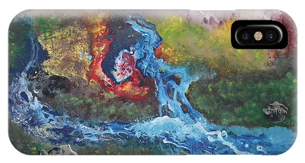 Volcano Delta IPhone Case