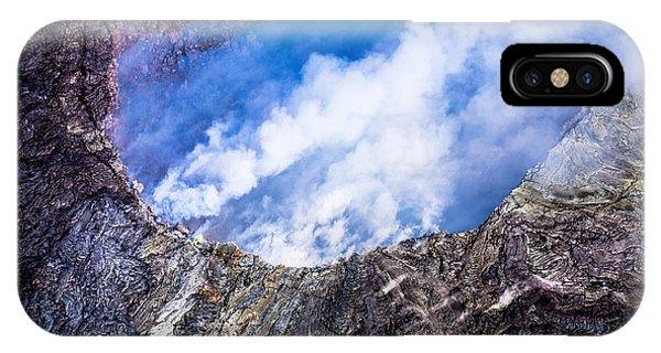 Kilauea Volcano IPhone Case