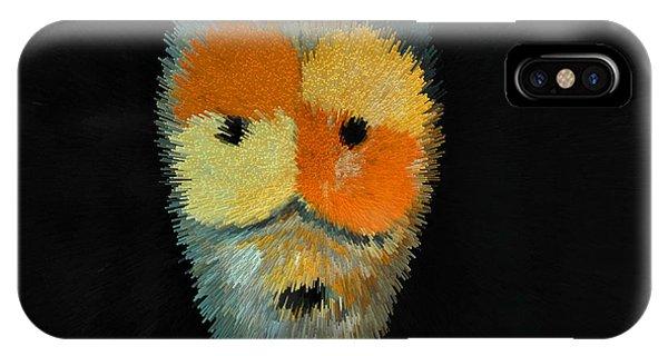 Voodoo iPhone Case - Voodoo Mask by David Lee Thompson