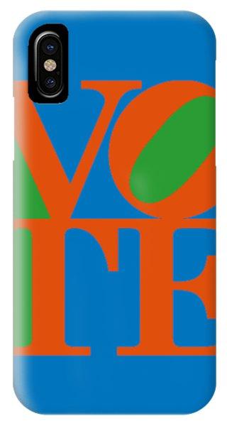 Vote IPhone Case
