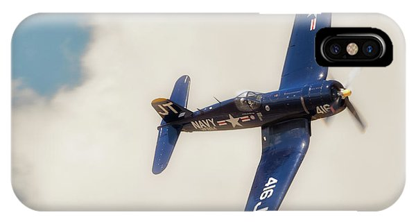 Vought F4u Corsair IPhone Case