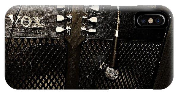 Vox Amp IPhone Case
