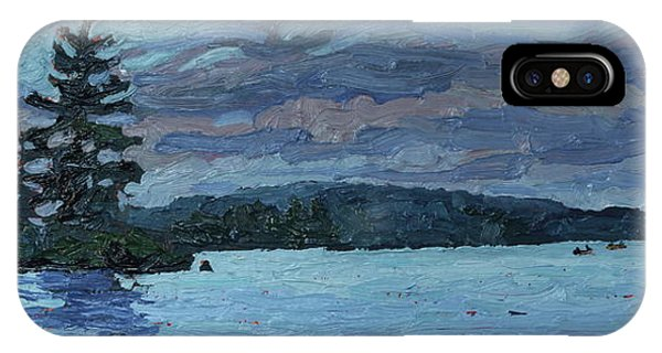 Voyageur Highway IPhone Case