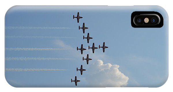 Vulcan Formation IPhone Case