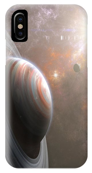 Vulcan IPhone Case