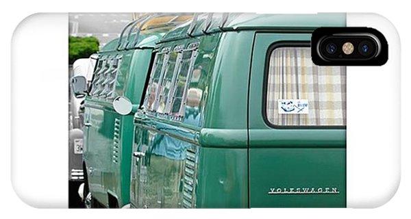 Volkswagen iPhone Case - Vw Buses #carphotographer #vw #vwbus by Jill Reger