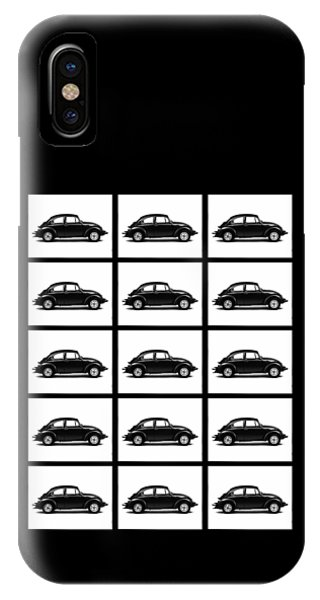 Vw Theory Of Evolution IPhone Case