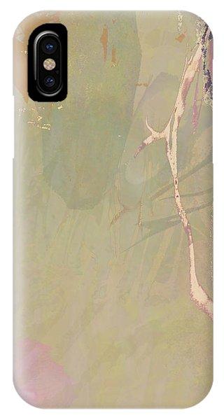 Wabi Sabi Ikebana Revisited Shabby 2 IPhone Case