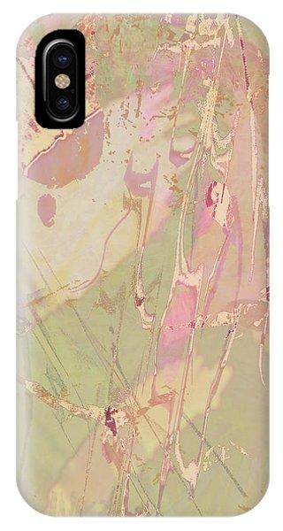 Wabi Sabi Ikebana Revisited Shabby 4 IPhone Case