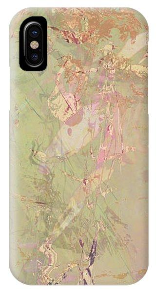 Wabi Sabi Ikebana Romantic Fall IPhone Case