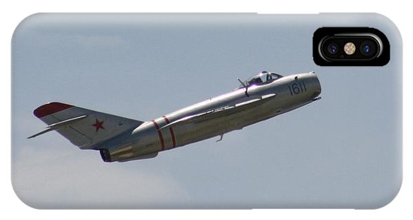 Wafb 09 Mig 17 Russian 4 Phone Case by David Dunham
