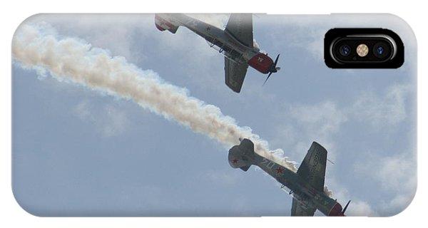 Wafb 09 Yak 52 Aerostar 7 IPhone Case