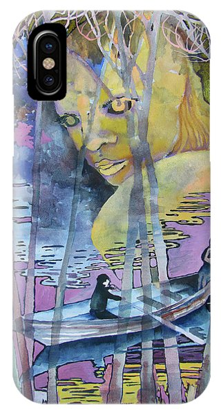 Wager With Spiritual Healers Phone Case by James Huntley
