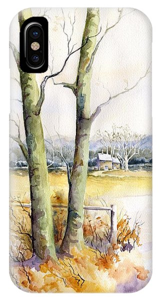 Wagner's Farm IPhone Case