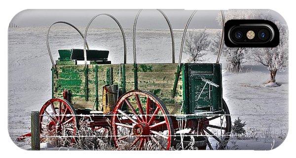 Wagon IPhone Case