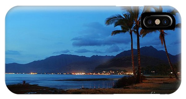 Waianae Night IPhone Case