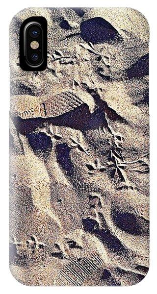 Waikiki Sand IPhone Case