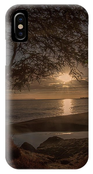 Waimea Bay Sunset 4 IPhone Case