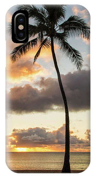 Oahu iPhone Case - Waimea Beach Sunset - Oahu Hawaii by Brian Harig